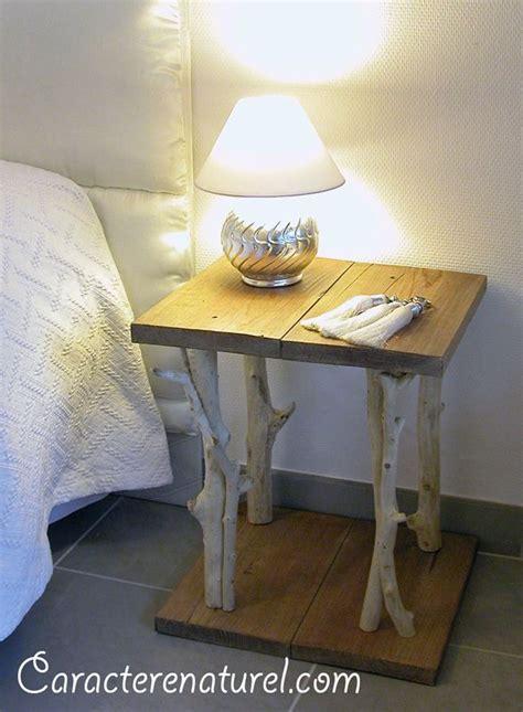 table basse bois flotte chevets en bois flott 233 par benoit galloudec http www caracterenaturel scaffolding wood