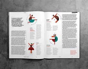 editorial design inspiration the outpost - Editorial Design