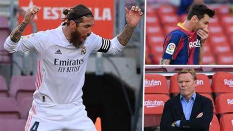 Captain, leader, Clasico legend - Ramos returns to rescue ...