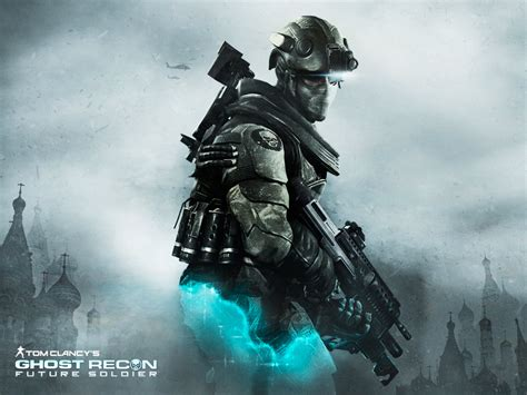 Gamers Hood Tom Clancys Ghost Recon Future Soldier Review