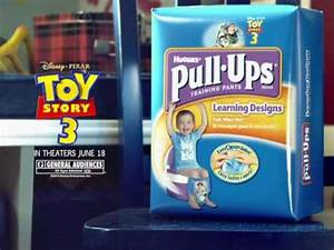 huggies pull ups toy story Quotes