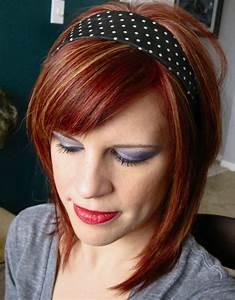 New Hair Red Hair Highlights