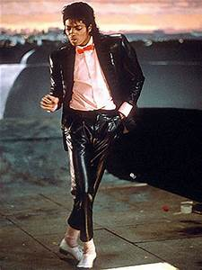 Michael Jackson in Billie Jean 1980s | Michael Jackson in ...