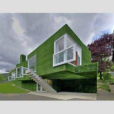 31 Unique & Beautiful Architectural House Designs