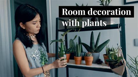 แต่งห้องคอนโดให้เก๋ด้วยต้นไม้ในขวดแก้ว Room Decoration ...