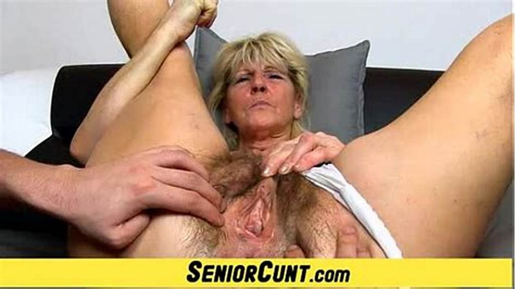 #Hairy #Old #Pussy #Close