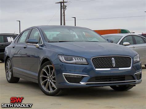 2019 Lincoln Mkz Sedan 2019 lincoln mkz reserve fwd sedan for sale pauls valley