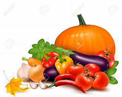 Vegetables Clipart Vegetable Autumn Clip Cliparts Fall
