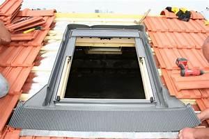 Joint Pour Velux : pose et remplacement fen tre de toit velux nanterre s vres 92 ~ Premium-room.com Idées de Décoration