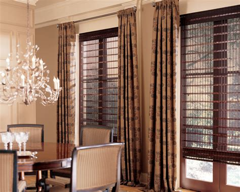 window treatments pairing blinds and shades with drapery serving fairfield