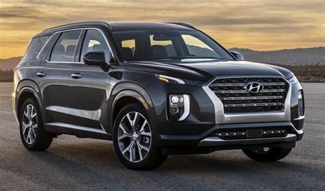 Hyundai Suv 2020 by New 2020 Hyundai Suv Exterior Interior Release Date