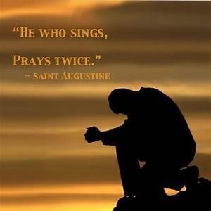 #singing#praying#augustine#rejoiceinyourvoice
