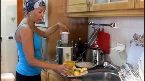 cancer juice anti breast juicing fighting survivor raw