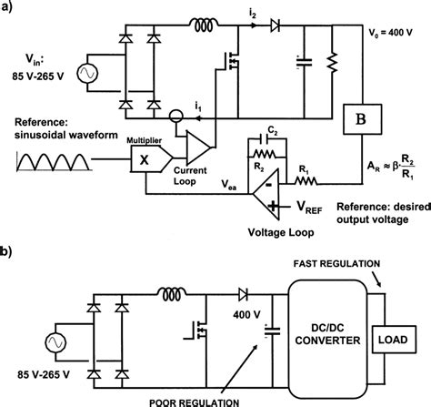 Boost Converter With Power Factor Correction Control