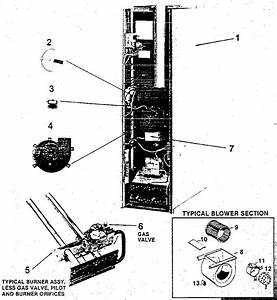 32 Rheem Furnace Parts Diagram