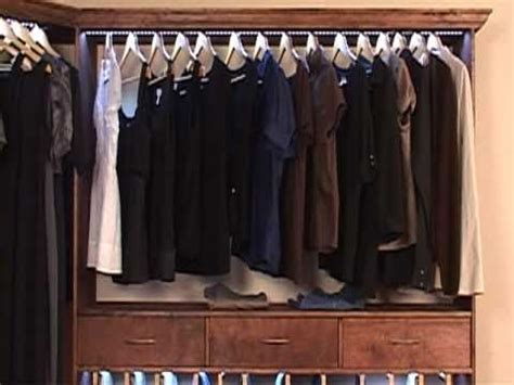 Space Saver Closet by Hookless Hangers Closet Space Saver
