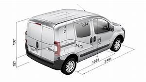 Dimensions Peugeot Partner : peugeot bipper fiche technique motorisations bo te de vitesses ~ Medecine-chirurgie-esthetiques.com Avis de Voitures