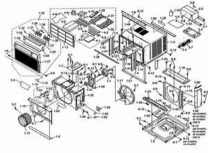 Sharp Model Af-s100dx Air Conditioner