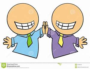 High Five Animated Clipart