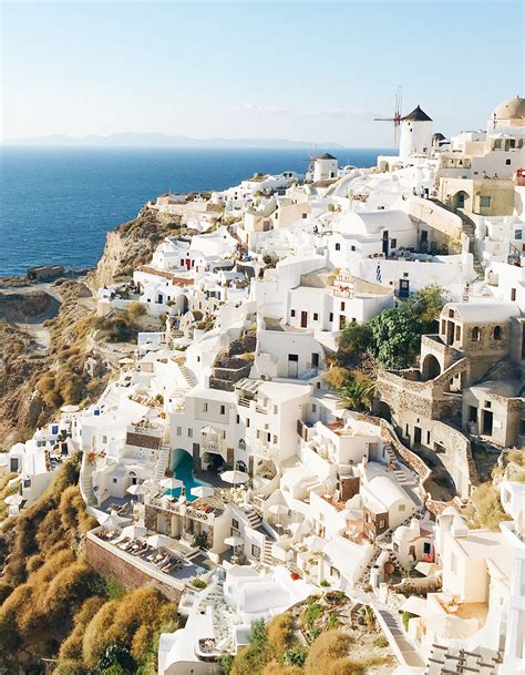 Our Honeymoon To Greece Livvyland Austin Fashion And