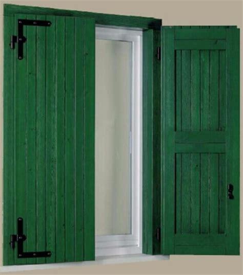 persiana in legno persiane in legno a brescia installazione e vendita