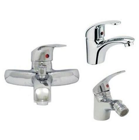 set rubinetti bagno set 3 rubinetti miscelatori da bagno vasca lavandino