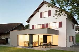 Einfamilienhaus In Zweifamilienhaus Umbauen : efh flawil architekturb ro skizzenrolle ~ Lizthompson.info Haus und Dekorationen