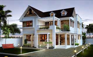 kerala home interiors 28 sloped roof bungalow font elevations collection 1