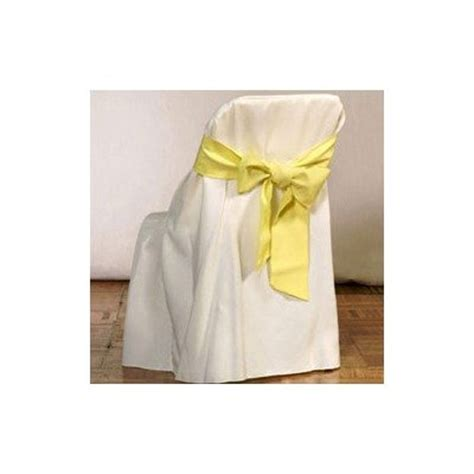 tablecloth factory discount folding chair cover color ivory