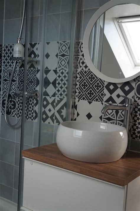 lino mural cuisine lino mural salle de bain 2 nouvelle salle de bain kirafes