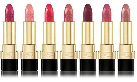 dolce gabbana dolce matte lipsticks  beauty trends