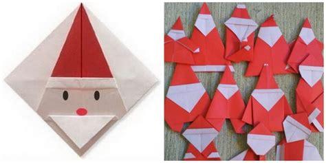 Falten Weihnachten by Origami Zu Weihnachten Falten 6 Ideen Mit Faltanleitung