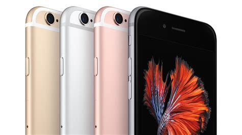 iphone 6s colors iphone 6s vs iphone 5s comparison review macworld uk
