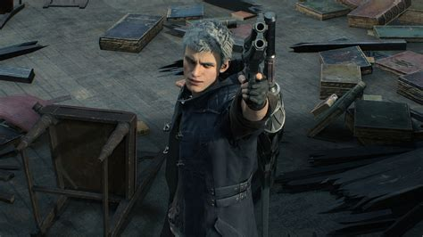2019 Devil May Cry 5, Hd Games, 4k Wallpapers, Images