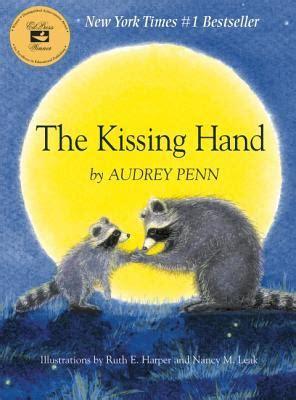 kissing hand  audrey penn
