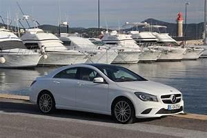 Mercedes Cla Blanche : mercedes cla essais fiabilit avis photos prix ~ Melissatoandfro.com Idées de Décoration