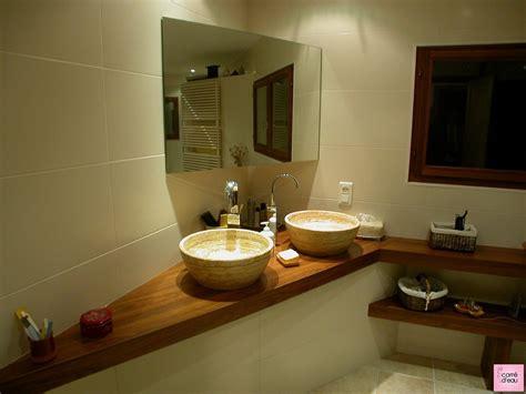 meuble vasque salle de bain et modele de salle d eau r 233 novation salle de bain design
