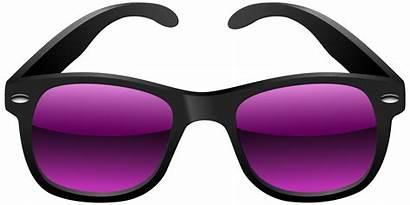 Sunglasses Clip Clipart Purple Clipartix Jewelry Summer