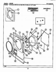Maytag De303 Dryer Parts
