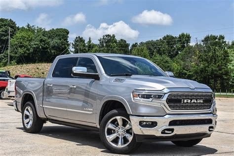 new 2019 ram all new 1500 limited crew cab in dallas n506664 paulding chrysler dodge jeep ram