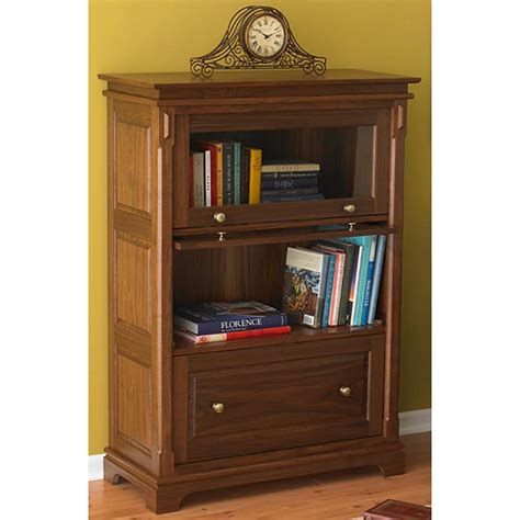 barristers bookcase woodworking plan  wood magazine