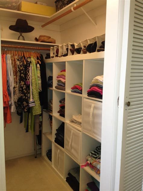 17 best ideas about small closet organization on