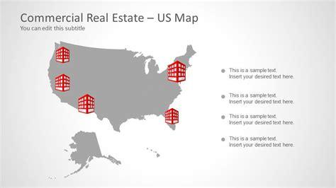 commercial real estate template  powerpoint slidemodel
