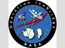 IceBridge Logo NASA