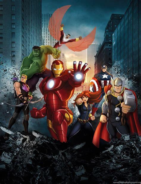 Marvel Avengers Desktop Wallpapers - Top Free Marvel ...