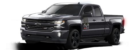 See The New 2016 Chevy Silverado Realtree Edition