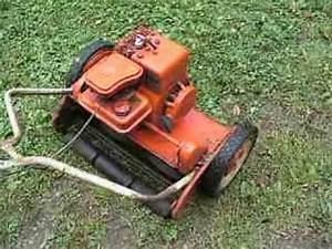 1966 Jacobsen Lawn Prince 18 U0026quot  Reel Mower