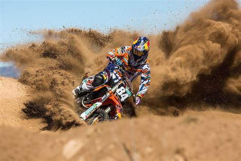 red motocross ktm red bull dungey musquin cairoli mx training
