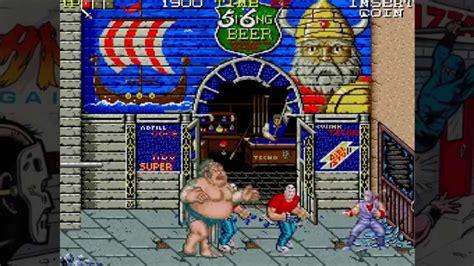 Ninja Gaiden Arcade Level 1 Boss Youtube