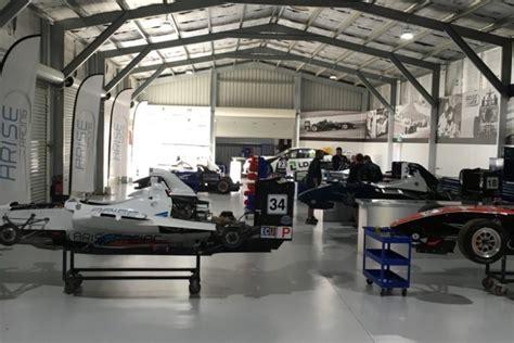 Barbargallos Race Car Workshop   Epoxy Flooring Perth